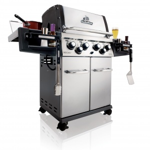 Газовый гриль Broil King REGAL 590 SS Grids
